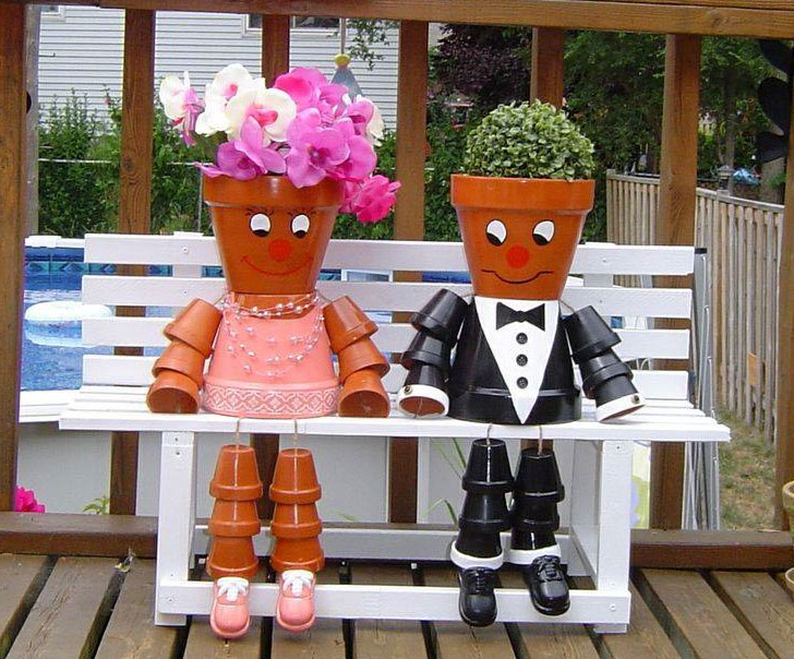 wedding-flower-pot