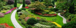 The Most Beautiful Gardens In The World – Butchart Gardens In Victoria, British Columbia