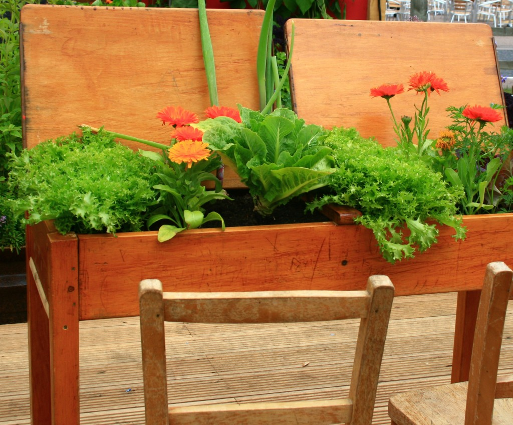 20 Imaginative Recycled Planter Ideas - Garden Lovers Club