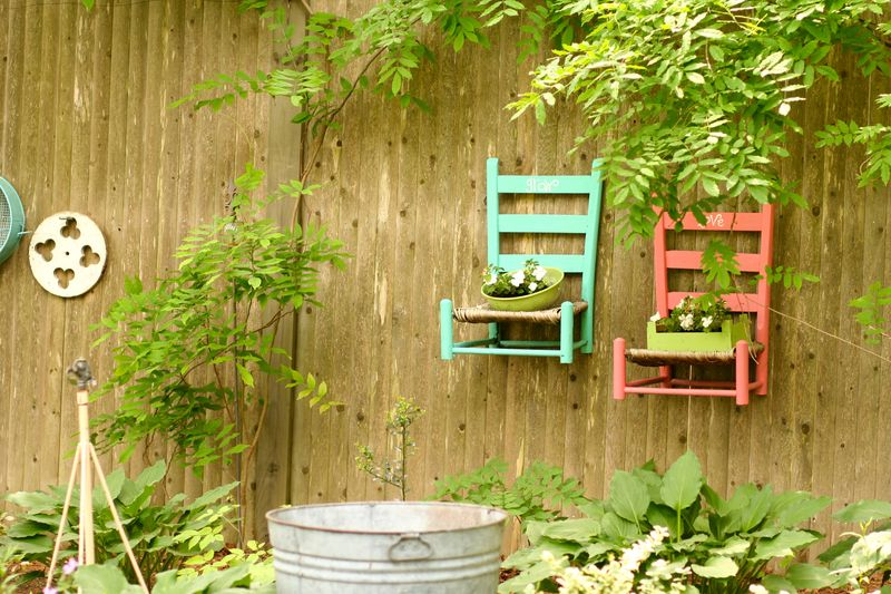 jenbowlesdesign chairplanter