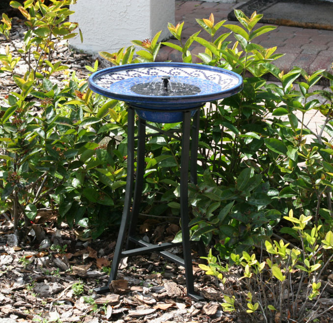 Outdoor Solar Fountain 14