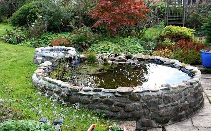 15 Breathtaking Backyard Pond Ideas - Garden rs Club on small plastic outdoor ponds, concrete fish ponds, raised water garden, gardening ponds, raised landscape ponds, beautiful goldfish ponds, above ground ponds, raised small fish ponds, small indoor fish ponds, small backyard ponds, raised stone pond, raised koi pond ideas, best koi ponds, koi fish ponds, raised pond kit, raised wood pond, flower bed ponds, backyard koi ponds, raised goldfish ponds, small ornamental ponds,