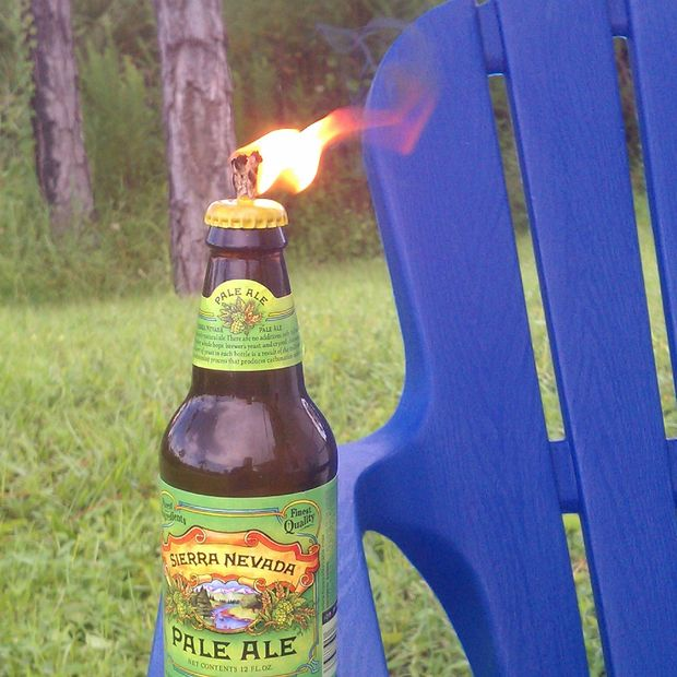 BeerBottleTorch