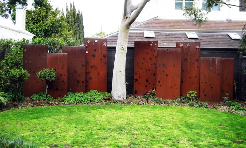Metal Privacy Screen plrdesign.com