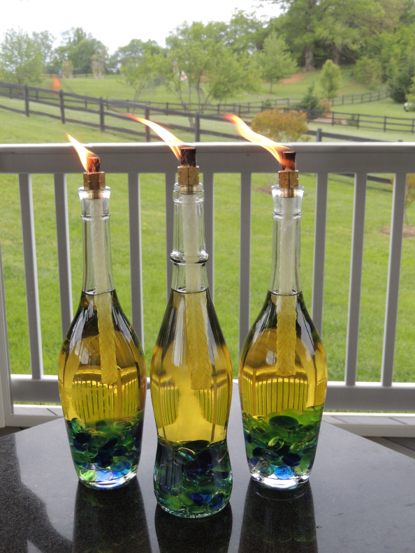 WineBottleTorch