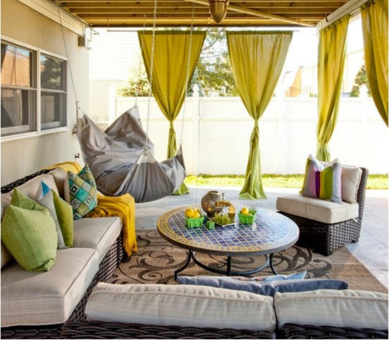 Our gardens and backyards are there for us to feel comfortable in, and for  relaxation. While a nice patio with a table and chairs can be sufficient,  ... - 20 Hammock