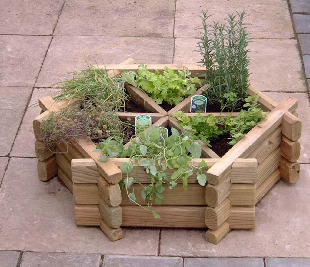 30 Herb Garden Ideas To Spice Up Your Life - Garden Lovers Club