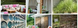 10 Patio Privacy Ideas To Keep Your Neighbors Guessing