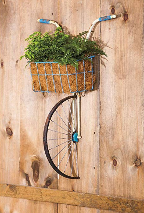 18 Mind Blowing Bicycle Planter Ideas For Your Garden Or