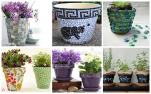 15 Of Our Favorite Flower Pot Decoration Ideas