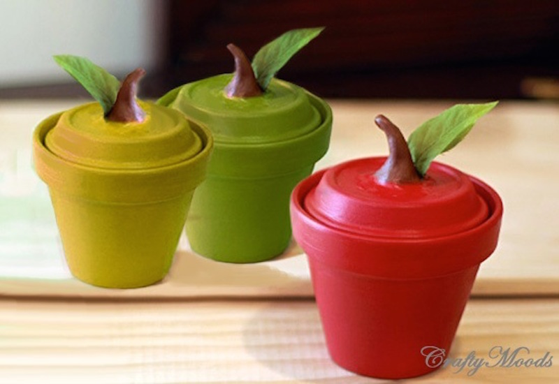17 Creative Terra Cotta Pot Craft Ideas Projects Garden Lovers Club