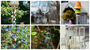 15 DIY Wind Chimes That Will Bring Music to Your Garden