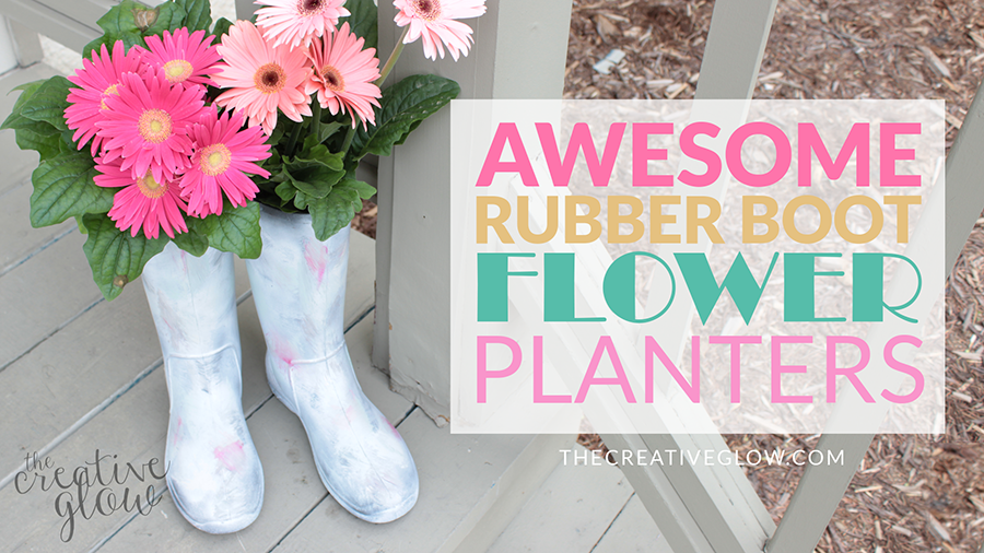 Rubber_Boot_Flower_Planters_Title