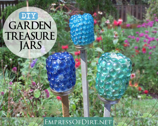 11 Colorful Kid-Friendly DIY Garden Projects - Garden Lovers Club