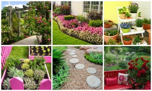 23 Super Cool Backyard Garden Ideas