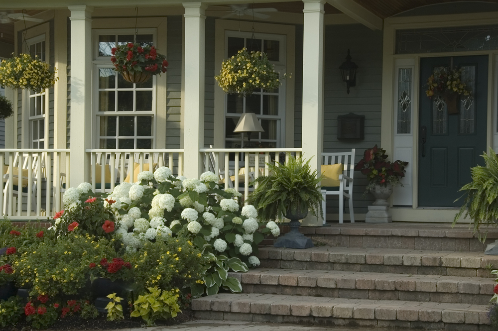 front porch 20
