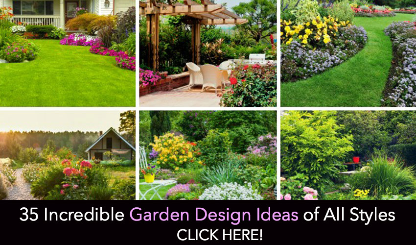 35 Incredible Garden Design Ideas Of All Styles Garden Lovers Club - Design-gardens-ideas