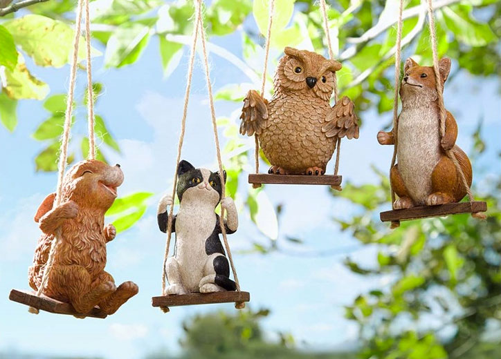 Exceptionnel Animals Swing