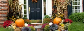 15 Fall Front Door Decoration Ideas