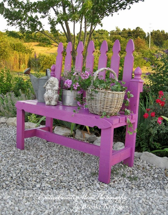 Pleasing 20 Diy Garden Bench Ideas That Are Out Of The Ordinary Ncnpc Chair Design For Home Ncnpcorg