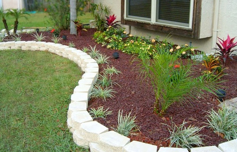 30 Brilliant Garden Edging Ideas You Can Do At Home Garden