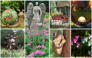 30 Garden Decoration Ideas We Can't Get Enough Of