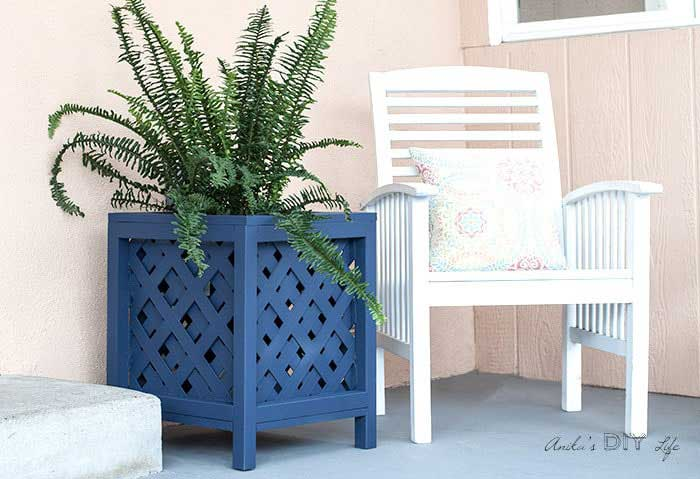 20 Planter Boxes You'll Want to DIY Right Now - Garden