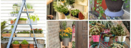 15 Creative DIY Plant Stand Ideas